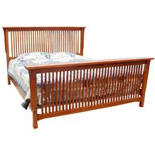 Queen Spindle Headboard - 70W x 56H