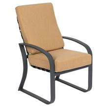 Cayman Isle Cushion Dining Armchair