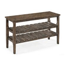 Rectanglular Sofa Table