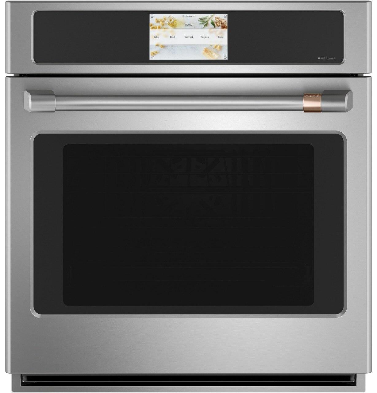 "Cafe AppliancesCafé™ 27"" Smart Single Wall Oven With Convection"
