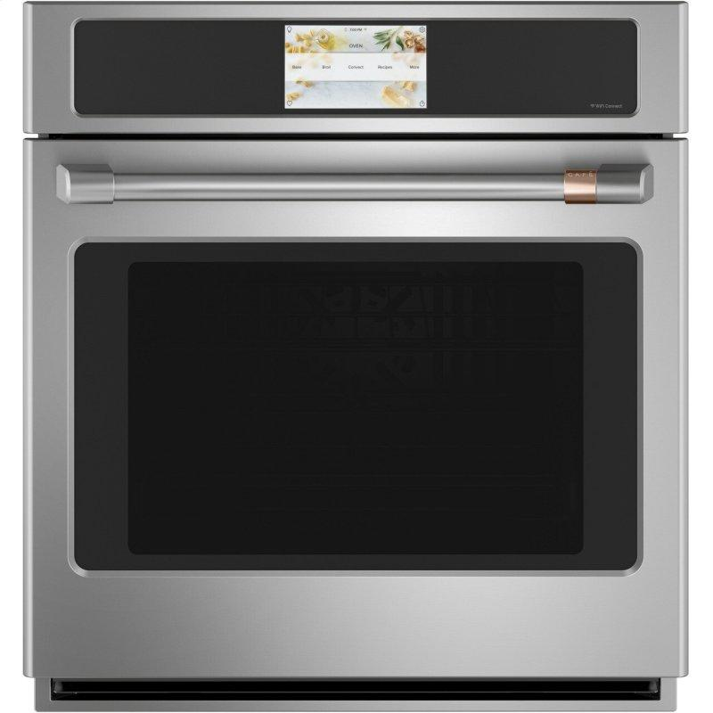 """Café™ 27"""" Smart Single Wall Oven with Convection"""