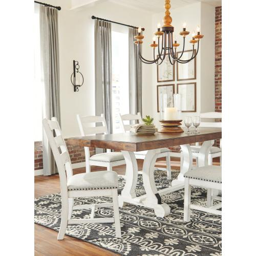 Valebeck 7 Pc. Dining Set Multi