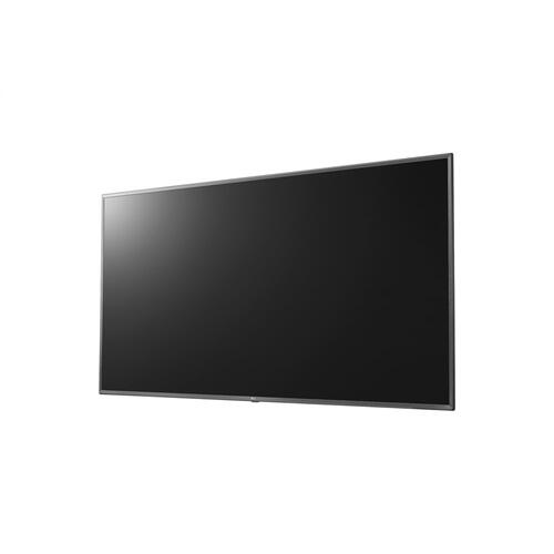 "86"" US340C Series UHD Commercial TV with HDR10, USB Cloning & Auto Playback, Customizable Welcome Screen, Certified Crestron Connected® and Scheduler"