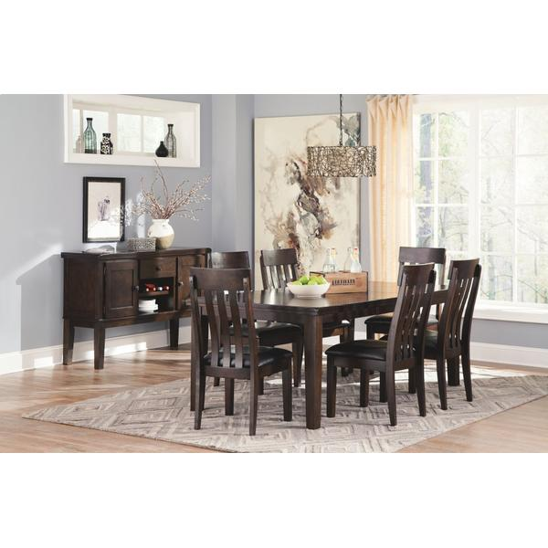 See Details - Dining Table and 4 Chairs With Storage