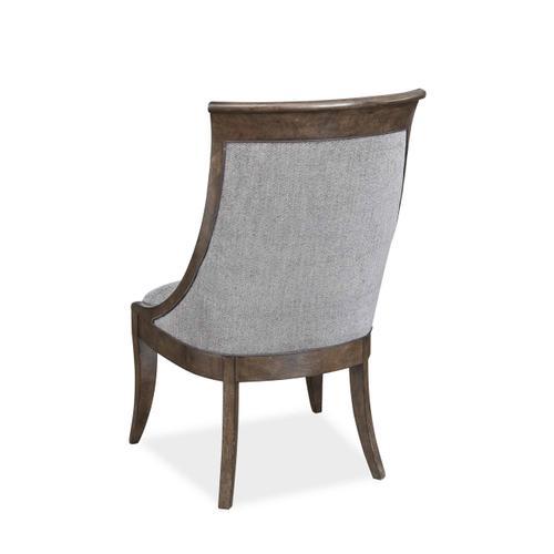 Landmark Tufted Sling Chair