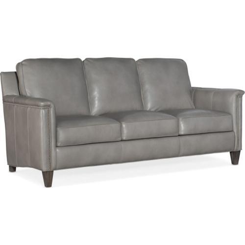 Bradington Young Davidson Stationary Sofa 8-Way Hand Tie 534-95