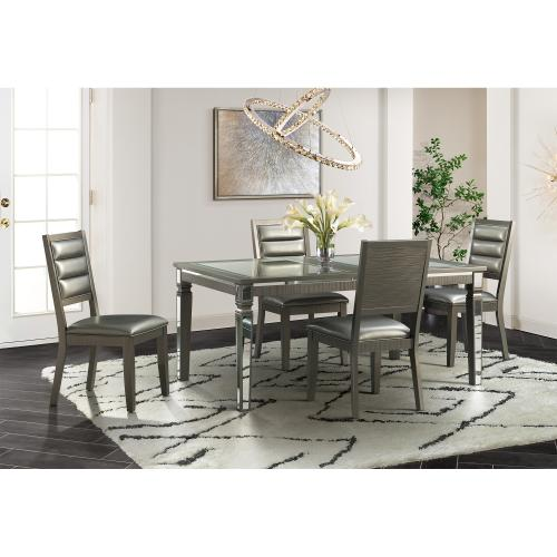 14.5 Standard Height Rectangle Dining Table
