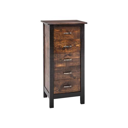 River Bend 5 Drawer Lingerie Chest