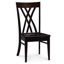View Product - Pierson Side Chair, Wood Seat