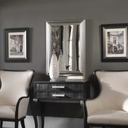 Stuart Silver Mirror Product Image