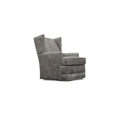 V4769ALN Swivel Chair with Nails