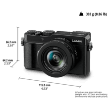 See Details - DC-LX100M2 Point & Shoot