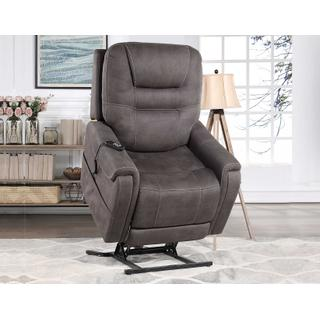 See Details - Oxley Power Lift Chair w/Three Heat Zones, Stone