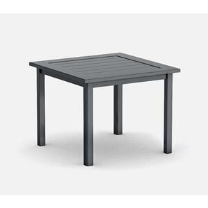 "32"" Square Balcony Table (no Hole) Ht: 34.5"" Post Aluminum Base (Model # Includes Both Top & Base)"