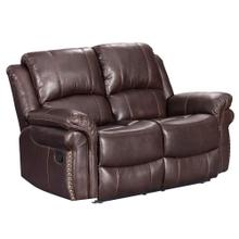 See Details - Dual Reclining Loveseat - Glorious Collection