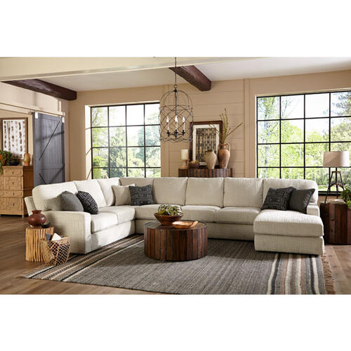 DOVELY SECTIONAL Stationary Sectional
