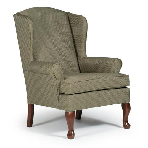 CLEARANCE Doris Wing Back Chair