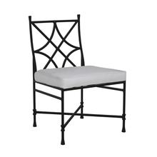 View Product - Bordeaux Armless Dining Chair