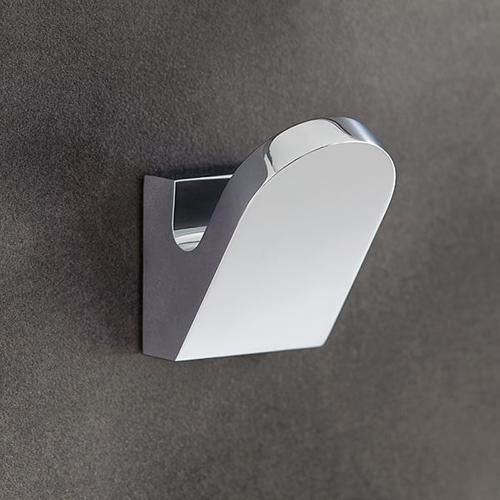 Dxv - Equility Robe Hook - Polished Chrome