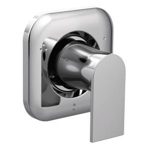 Genta chrome transfer valve trim Product Image