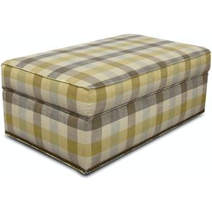 England Furniture2A2081N Macy Storage Ottoman with Nails