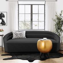 View Product - Ellison Black Velvet Sofa