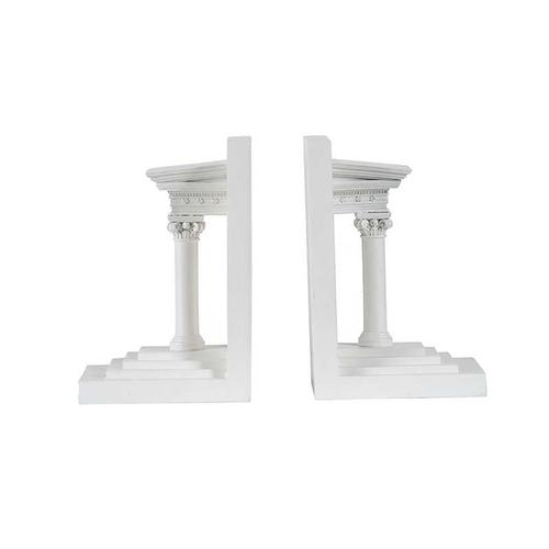 A & B Home - S/2 Bookends