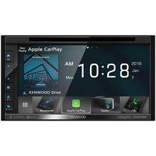 6.8-Inch Double-DIN In-Dash DVD Receiver with Bluetooth®, Apple CarPlay , Android Auto, and SiriusXM® Ready