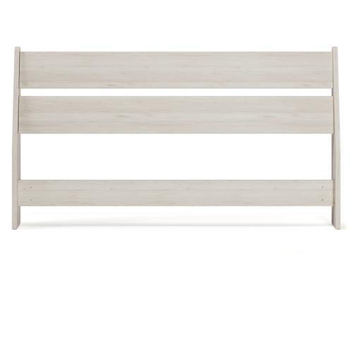 Signature Design By Ashley - Socalle Queen Panel Headboard