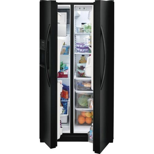 Product Image - Frigidaire 25.5 Cu. Ft. Side-by-Side Refrigerator