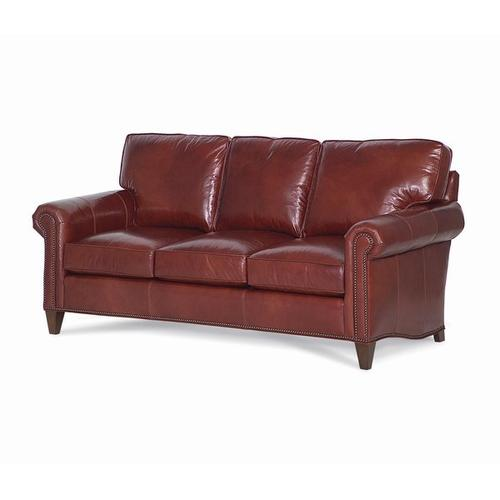Taylor King - Cozy Creations leather Sofa