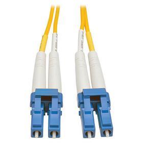 Duplex Singlemode 9/125 Fiber Patch Cable (LC/LC), 50 m (164 ft.)