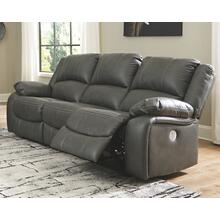 View Product - Calderwell Power Reclining Sofa