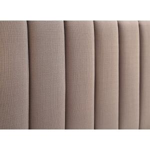 Upholstered All-In-One Bed Sterling Taupe Queen