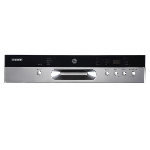 """GE 24"""" Built-In Front Control Dishwasher with Stainless Steel Tall Tub Stainless Steel - GBF532SSPSS"""