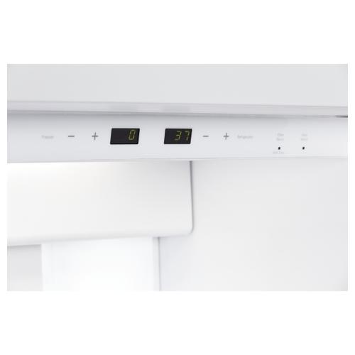 """Cafe - Café™ 42"""" Smart Built-In Side-by-Side Refrigerator"""