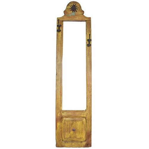 L.M.T. Rustic and Western Imports - Door Framed Mirror