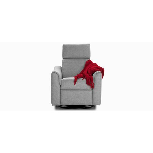 Rodolfo Swivel and rocking motion chair