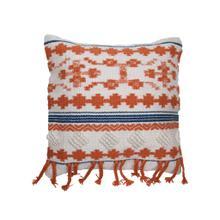 See Details - 18x18 Hand Woven Luca Pillow