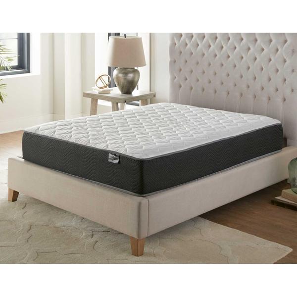 See Details - Silver Sleep Essential 8.5-inch Mattress, Full