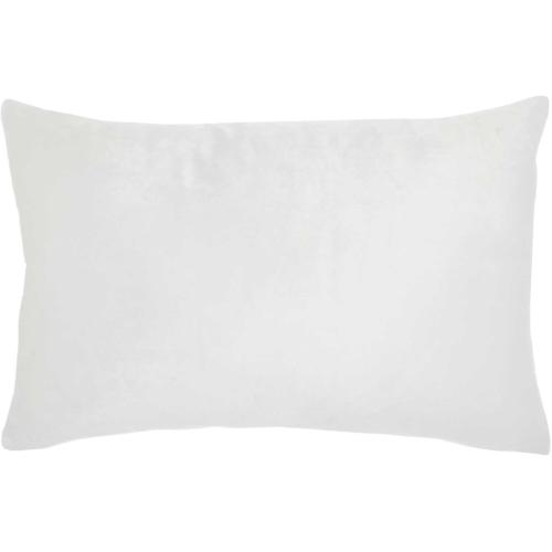 "Life Styles L3003 Ivory 12"" X 18"" Throw Pillow"