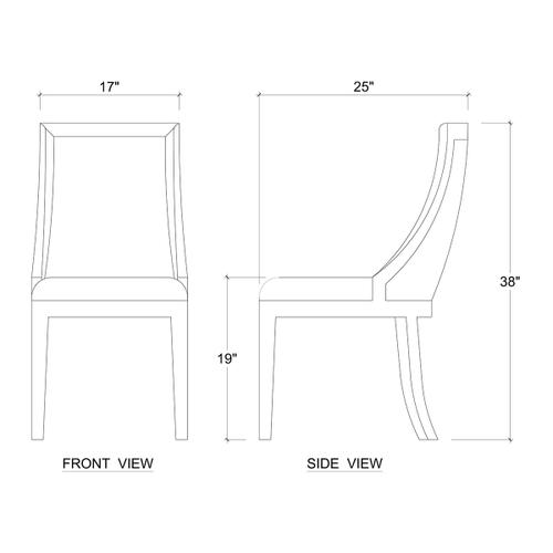 Gallery - Monarch Dining Chair