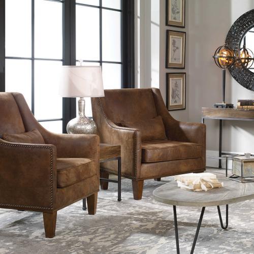 Clay Armchair