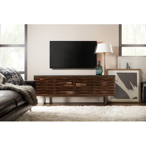 Solstice 78in Entertainment Console