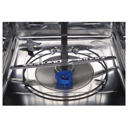 "GE 24"" Built-In Top Control Dishwasher with Stainless Steel Tall Tub Stainless Steel - GBP655SSPSS"