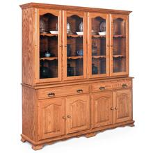 """See Details - Classic Closed Hutch, 75 """", 19"""" Base"""