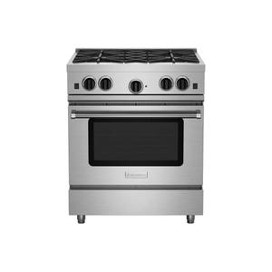 "Bluestar30"" Culinary Series (RCS) Open Burner Range"