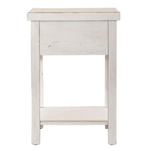 Liberty Furniture Industries - Drawer Chair Side Table