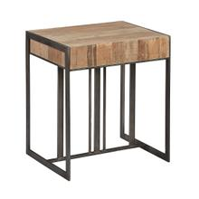 See Details - Smokestack End Table