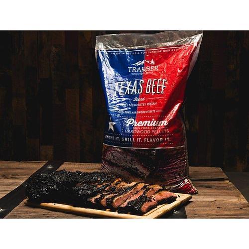 Gallery - Traeger Texas Beef Blend Wood Pellets